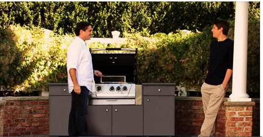 Buy High Quality Outdoor kitchen Cabinets on stayondeck.com