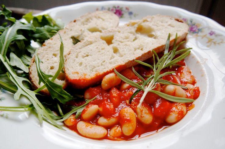 Italiaanse bonenschotel; recept van de Groene Meisjes