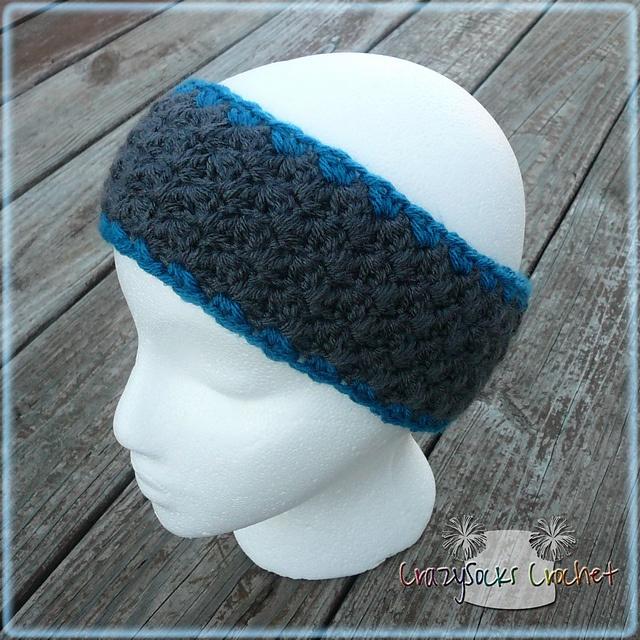 146 Best Knit Crochet Headbands Images On Pinterest Knitted