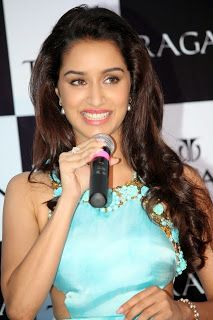 Shraddha Kapoor Launches Raga Pearls Collection of Watches.