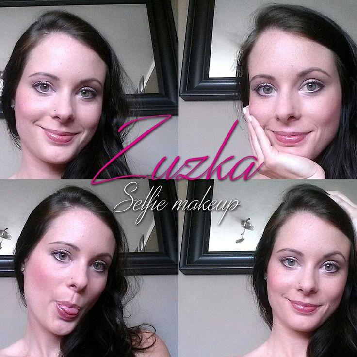 #ZuzkaMakeup #makeupartist #makeup #anderdesign #selfie
