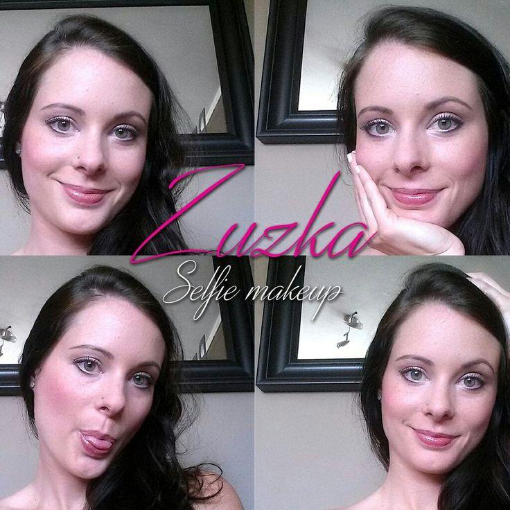 #ZuzkaMakeup #makeupartist #makeup #anderdesign #selfie