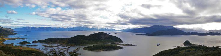 Bahía Wulaia , isla Navarino