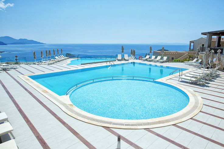 Sivota Diamond Spa Resort at Sivota Greece - Junior Club