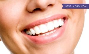 Groupon - $ 185 for an In-Office Zoom! Teeth Whitening at Bonita Dental Care ($500 Value) in Financial District. Groupon deal price: $185