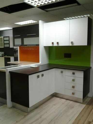 White high gloss. www.obsidointeriors.co.za. showroom.