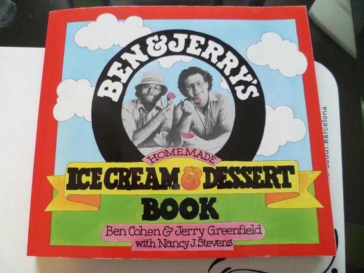 """Ben & Jerry's Copycat Ice Cream Recipes!   ..can you say, """"Chunky Monkey?!"""""""