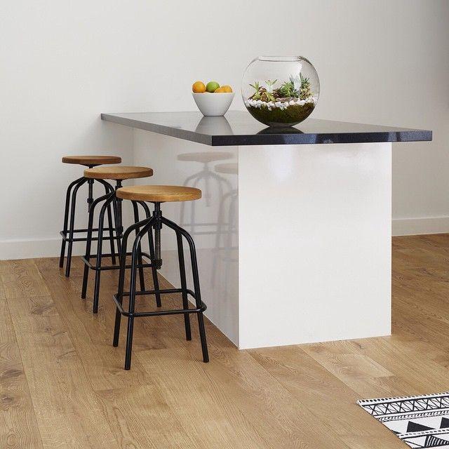 Kustom Timber White Smoked || French Oak Flooring ||