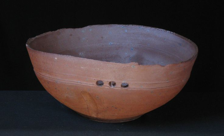 Altered Bowl, The Raindrop by Estelle Martin