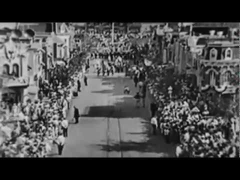 VIDEO: Disneyland's Opening Day telecast; July 17, 1955 ~ [Complete ABC Broadcast]