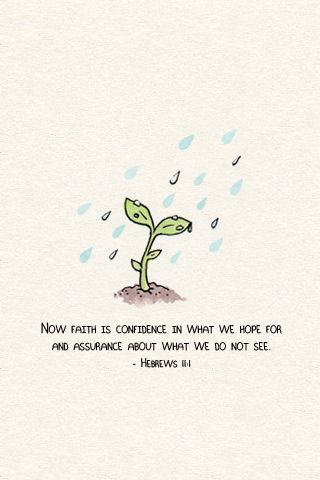 Hebrews 11:1 | by Little-Seed