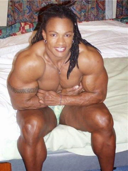 transsexual body builders
