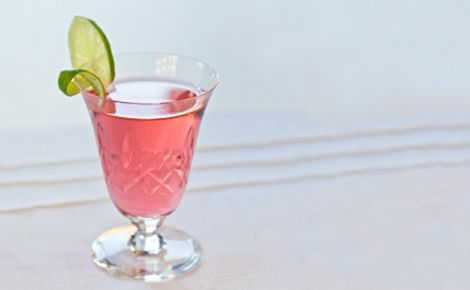 Epicure's Pink Lady Cosmo