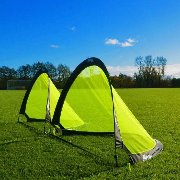 Pop-Up Football Goals [Pair]