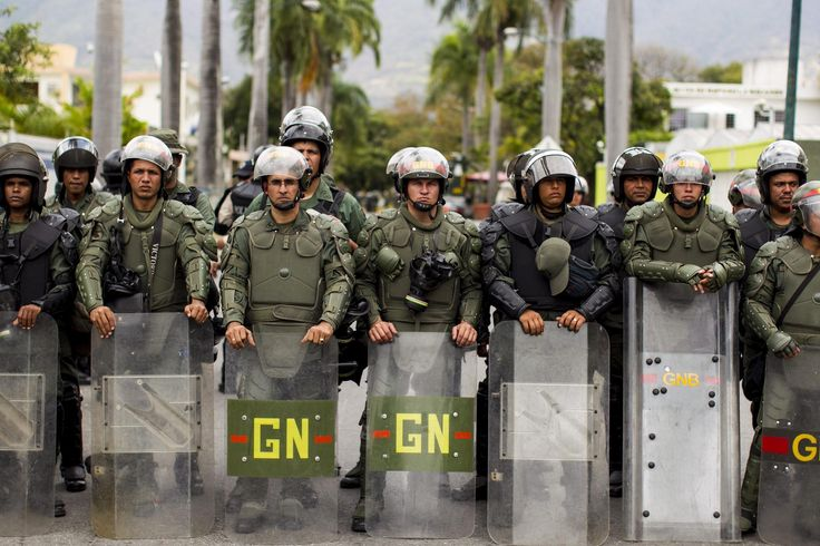 Seven Things To Know About the Venezuela Crisis - NBC News