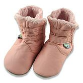 Classic Soft Leather Baby Boots