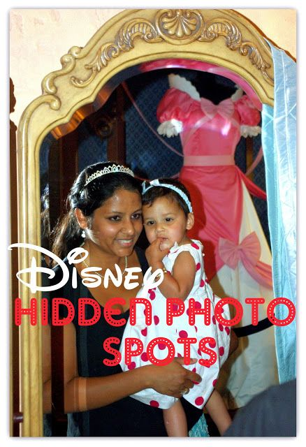 Top Ten out of the way Disney photo spots