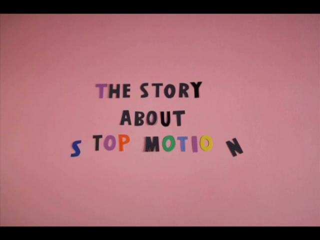 I love stop motion by chloe fleury. Personal project about stop motion story. Everything is made of papers.
