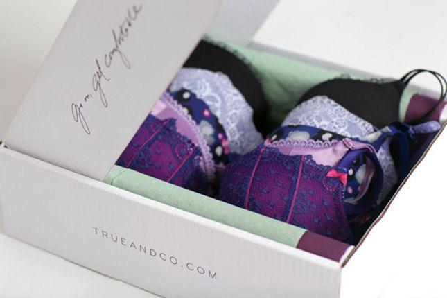 Enter to win 5 custom bras from True&Co!
