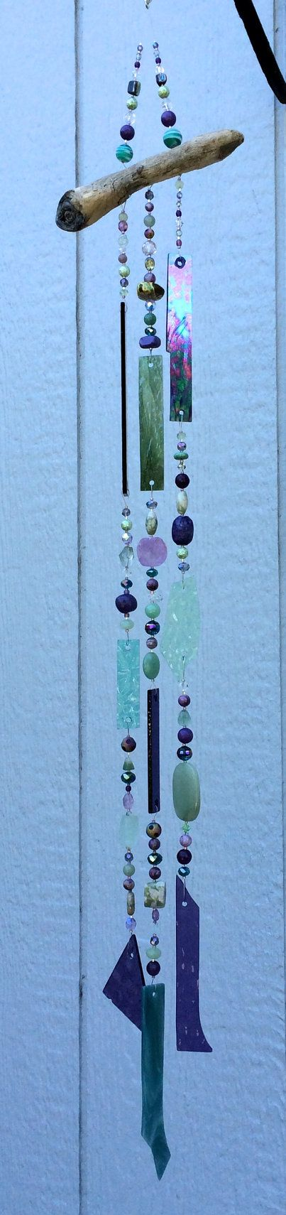 stained glass wind chimes instructions