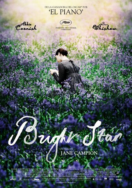 Bright Star -> j'adore ce film avec une BO magnifique