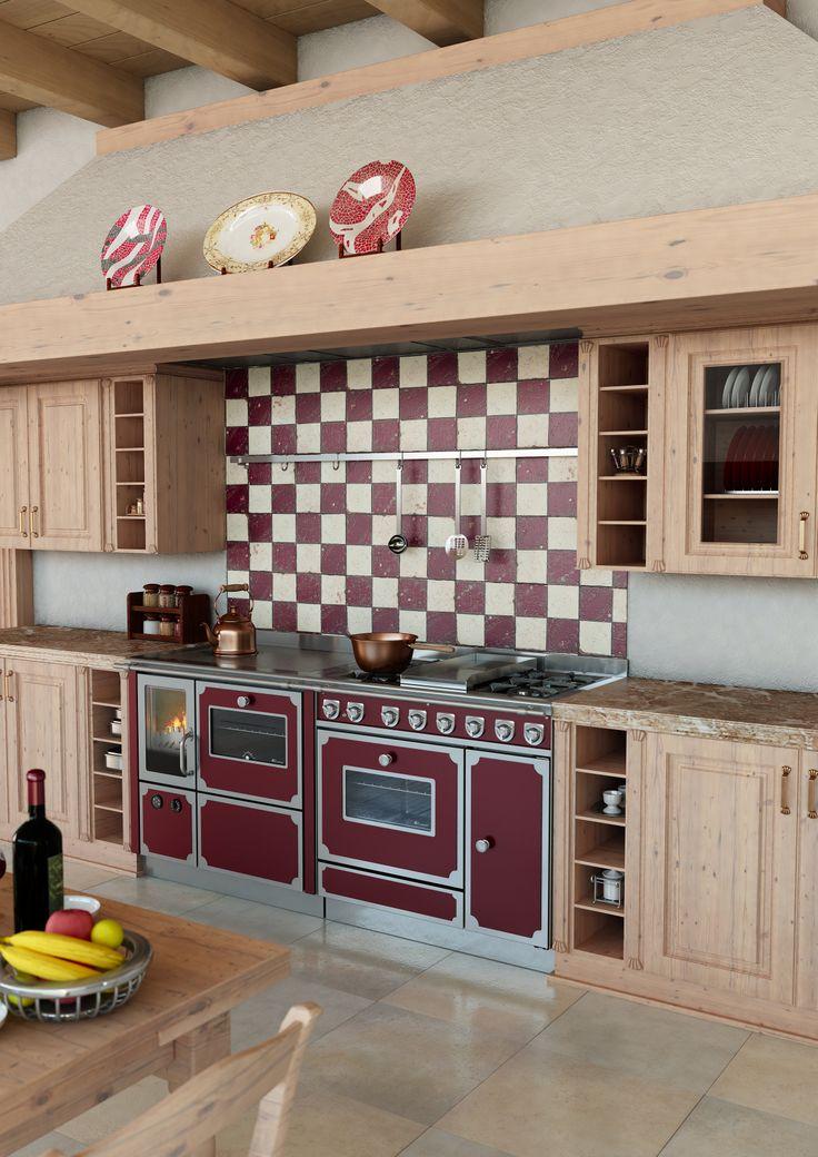 DeManincor G910 Combination Range Wood Burning Cooker · Bespoke KitchensKitchen  AppliancesWood ...