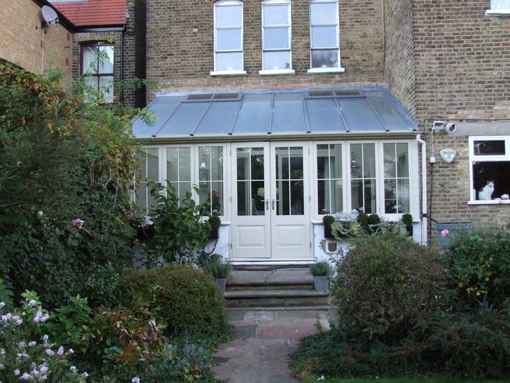26 best images about lean to conservatory on pinterest for Glass rooms conservatories