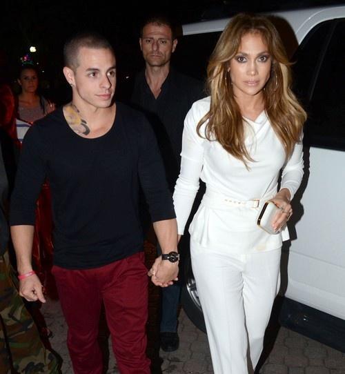 Casper Smart Wants Jennifer Lopez Pregnant ASAP!