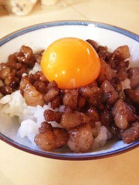ローストビーフの余りで贅沢卵かけごはん by ひとりぐらしキッチン ...