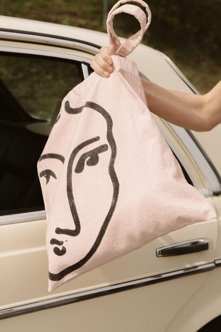 Matisse Tote Bag.