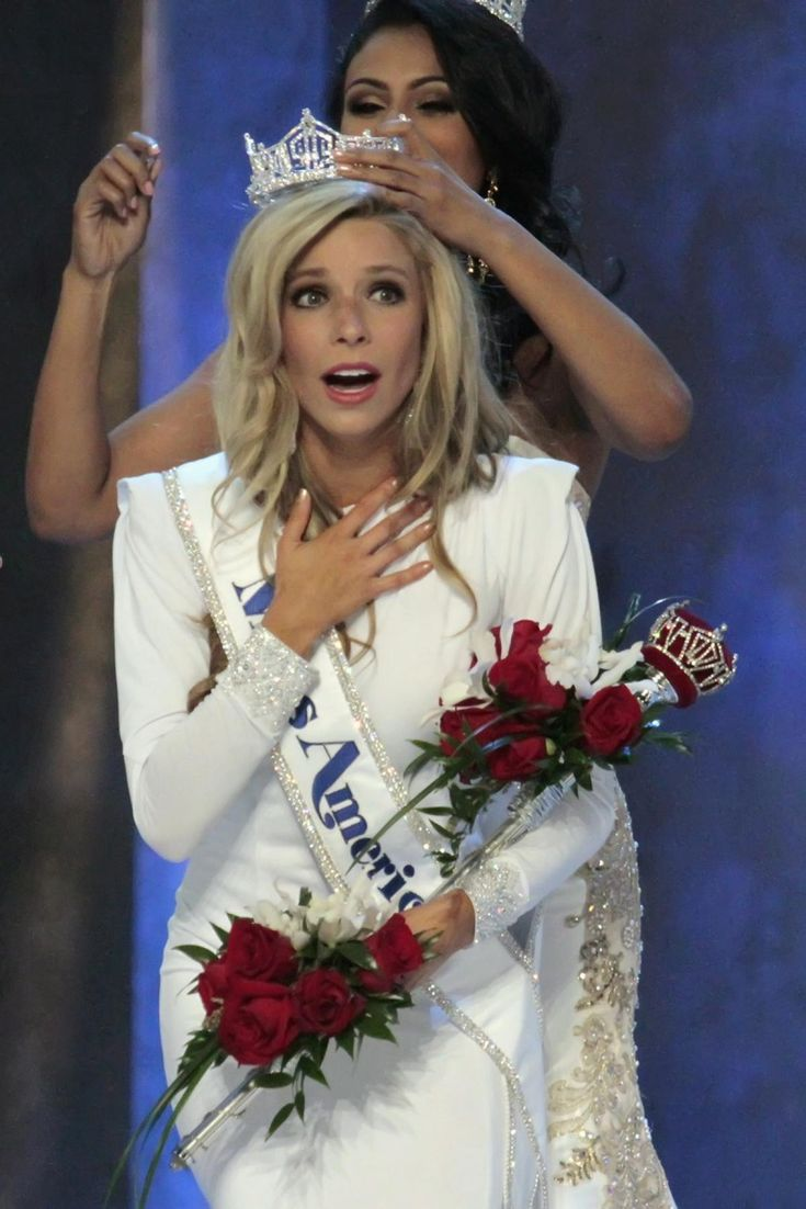 Miss New York Kira Kazantsev has been named the new Miss America, marking the third year in a row that the nation's pageant winner hails from New York.