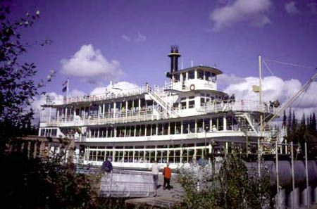 riverboat discovery cruise pics | Riverboat Discovery, Fairbanks Alaska