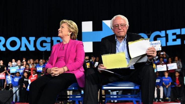 Hillary Clinton arremete contra Bernie Sanders en su nuevo libro - Teletrece