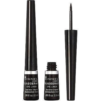 Rimmel London Exaggerate Felt Tip Eyeliner $6 :: Enhance and refine your eyes with a Felt Tip eye pencil by Rimmel.