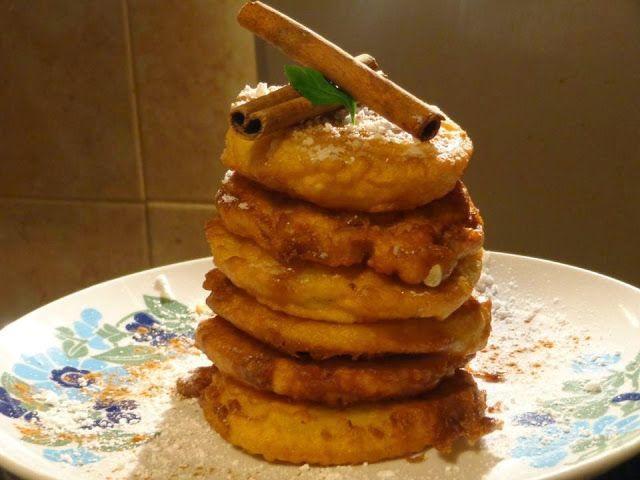 Τηγανίτες με μήλα !!!Παραδοσιακή συνταγή από την Μήλο . ~ ΜΑΓΕΙΡΙΚΗ ΚΑΙ ΣΥΝΤΑΓΕΣ