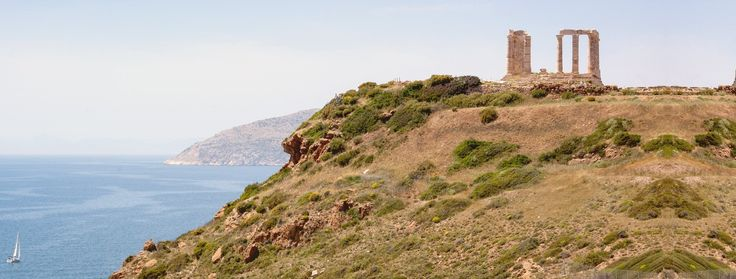 Enjoy a majestic day tour at Cape Sounio.