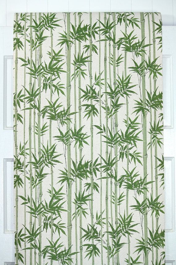 Our vintage wallpaper is sold by the yard. This authentic vintage wallpaper was printed in the 1960's. It is actual vintage stock, not a