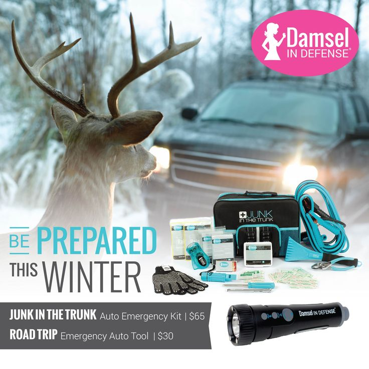 Don't let the weather keep you from getting to the party.  Be prepared!  Order now from mydamselpro.net/MHEAD