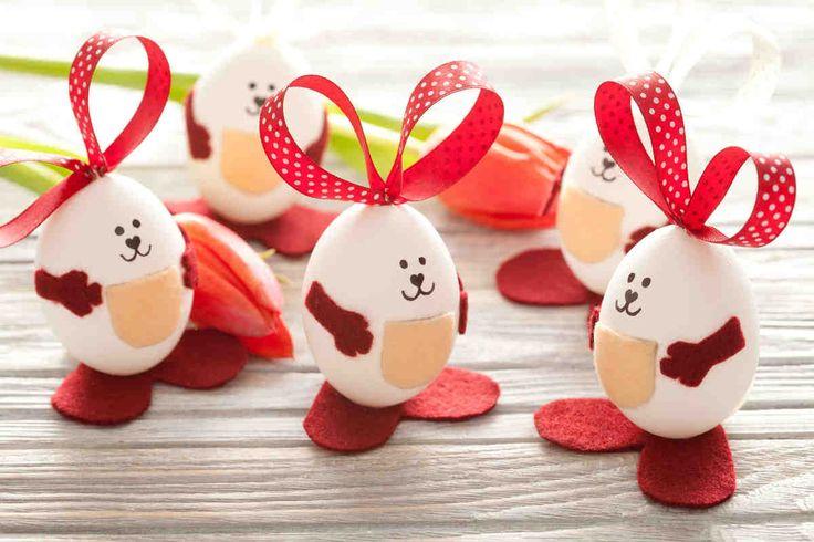 Jak z jajka zrobić wielkanocnego zajączka? - wypróbuj sprawdzoną poradę. Odwiedź Smaczną Stronę Tesco.