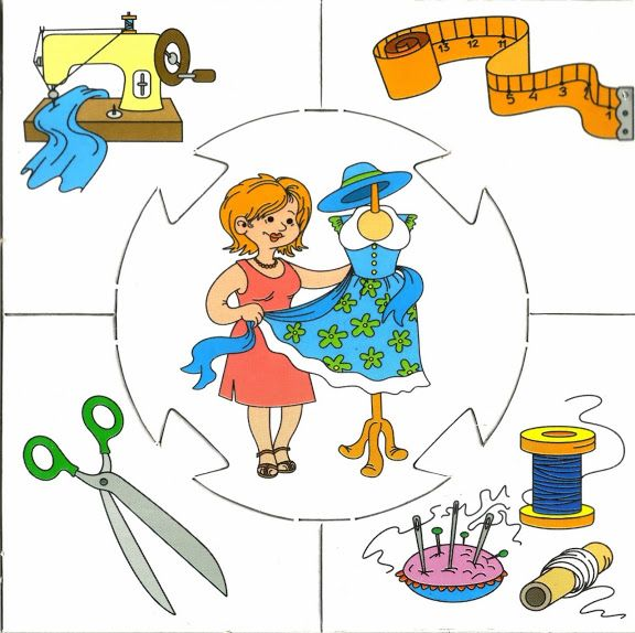 Professii-kartinki, Puzzle - Aleiga V. - Álbumes web de Picasa