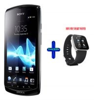 Sony Xperia with a Sony SmartWatch. Jaw dropping deal!