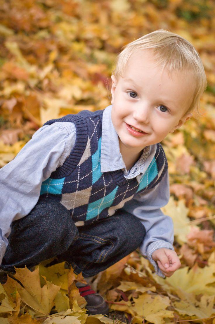 Kids Fall Photos