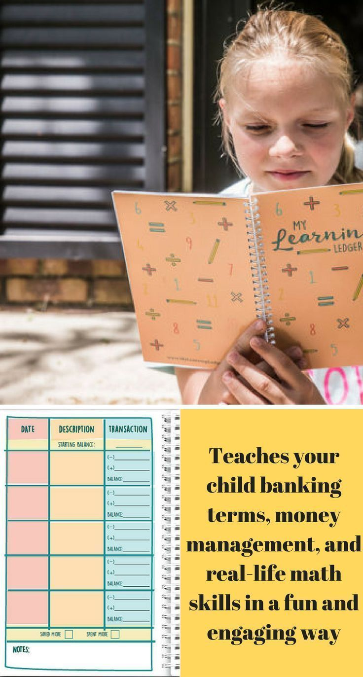 now your kids can learn about finances too with the kids financial
