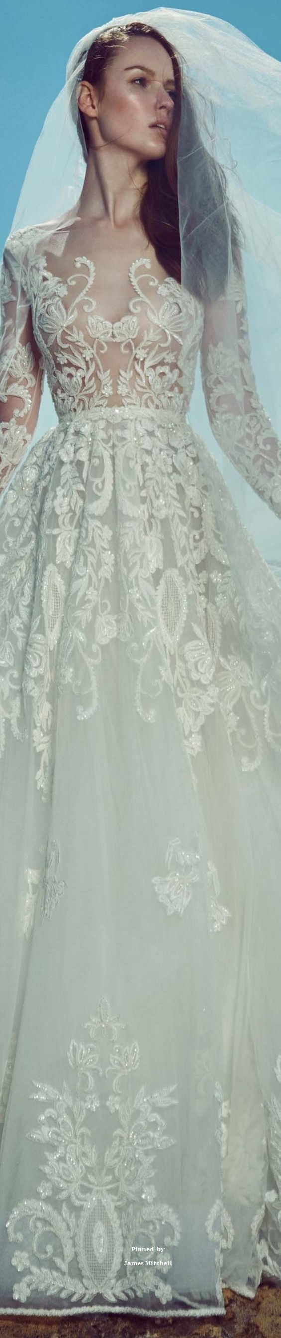 Nice Zuhair Murad Collection Bridal Spring Dry CleaningZuhair