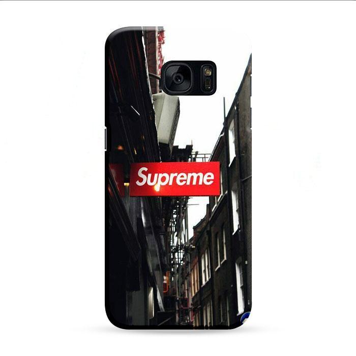 Supreme Store Samsung Galaxy S7 Edge 3D Case