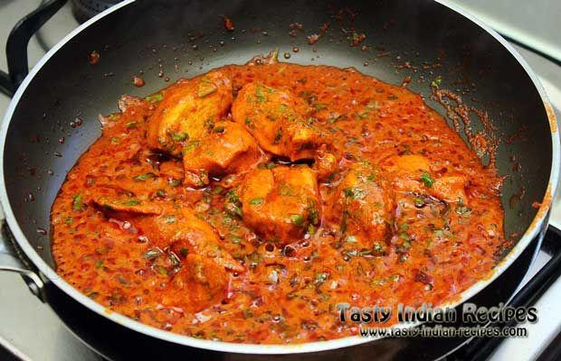 Chicken Masala in Red Spicy Gravy Recipe Step 10
