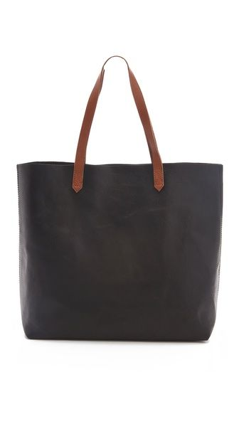 Madewell || Transport Tote