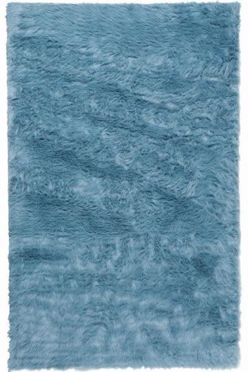 Faux Sheepskin Area Rug - Shag Rugs - Synthetic Rugs - Rugs | HomeDecorators.com