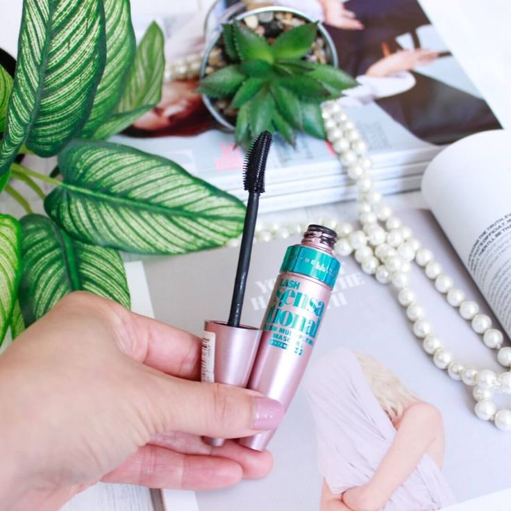 Maybelline Lash Sensational Multiplying Mascara Waterproof review