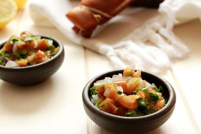 Ceviche de Cochayuyo del Blog Recomiendo by Pola & Cleme